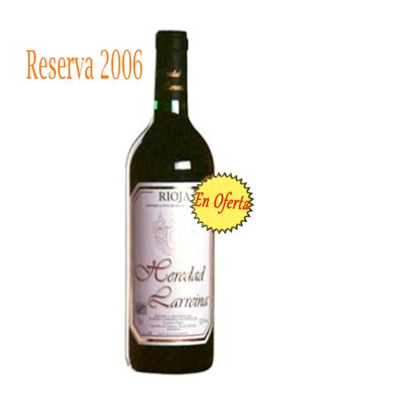 Vino rioja reserva 2006